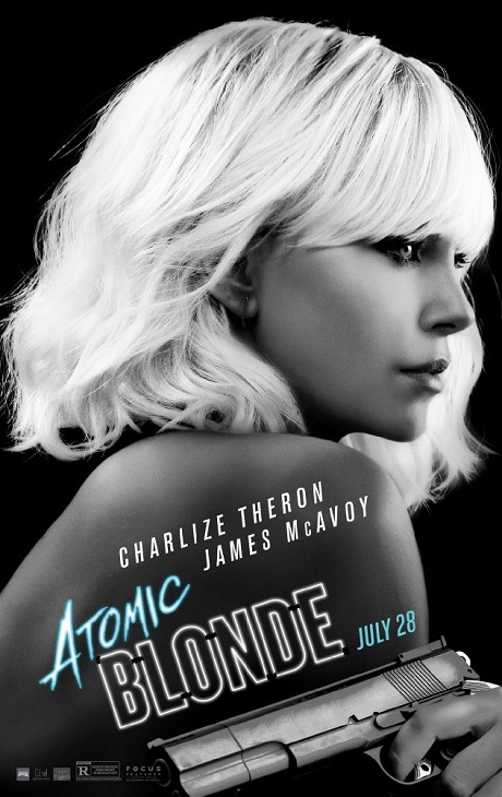 Atomic Blonde (2017) PLSUB.720p.HDRip.X264.AC3-EVO / Napisy PL