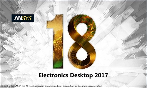 ANSYS Electronics v18.2 Suite Win64 ISO-SSQ
