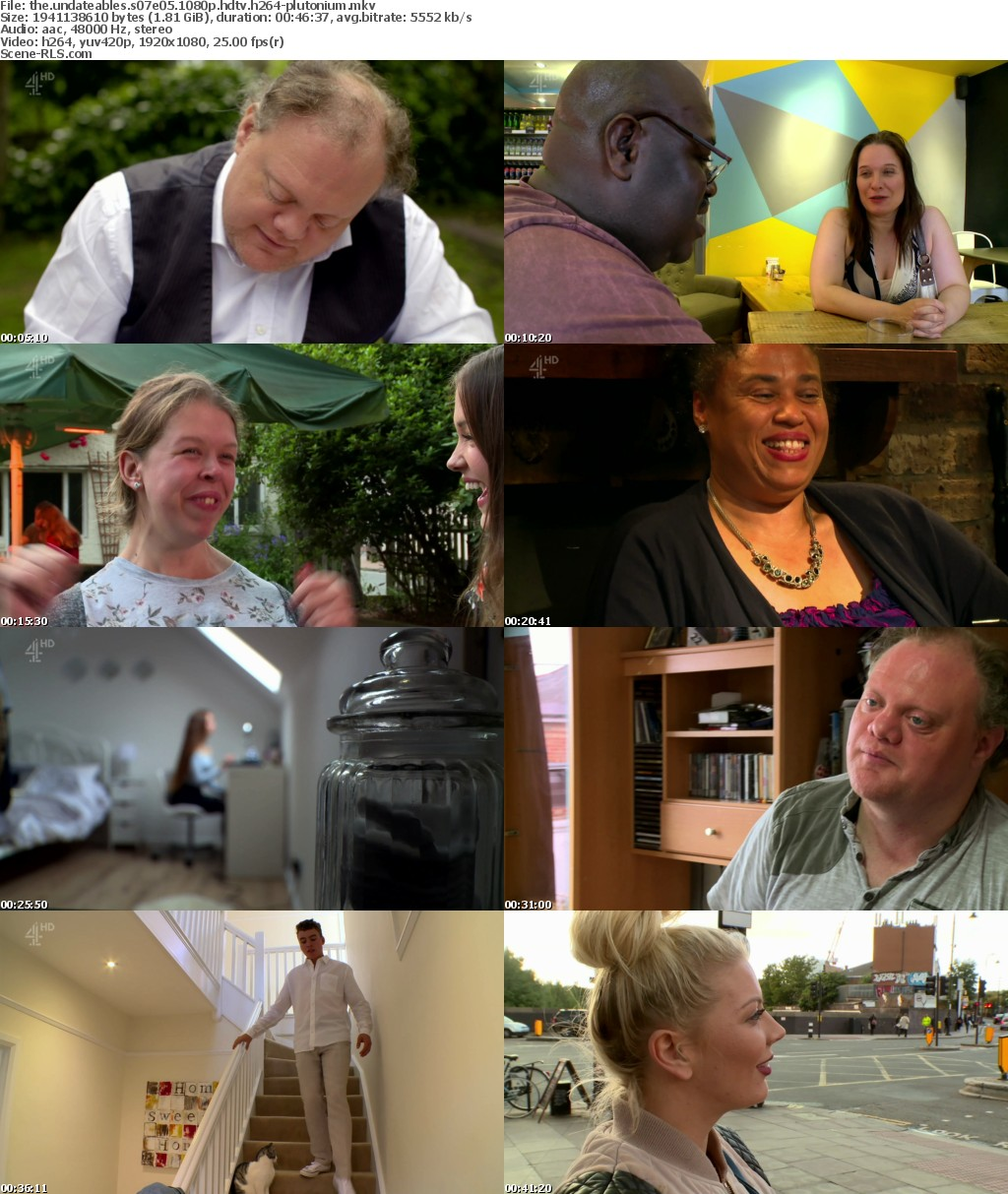 Undateables speed dating