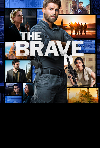 The Brave (2017) {Sezon 01} PLSUBBED.720p.AMZN.WEBRip.XviD.AC3-AX2 / Napisy PL