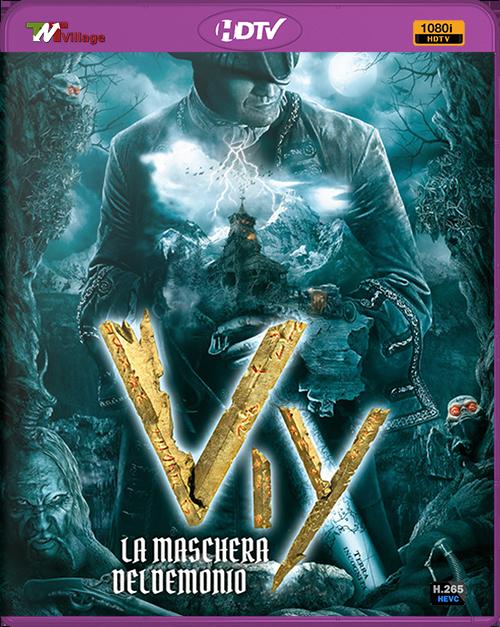 Viy - La Maschera del Demonio (2014) x265 HEVC ITA AAC HDTV 1080i [GoS]