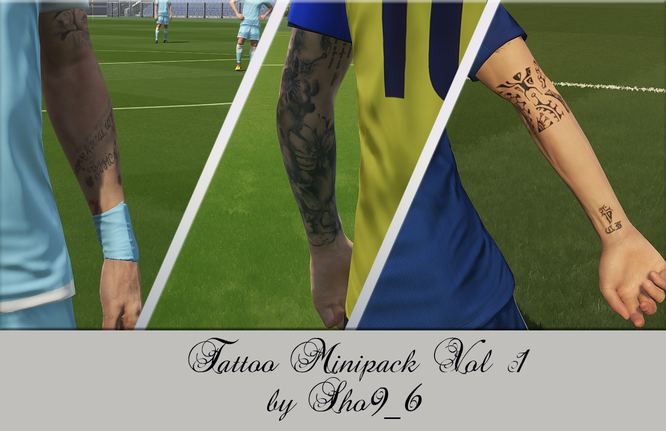 PES 2018 Tattoo e TattooPack 4796da603835603