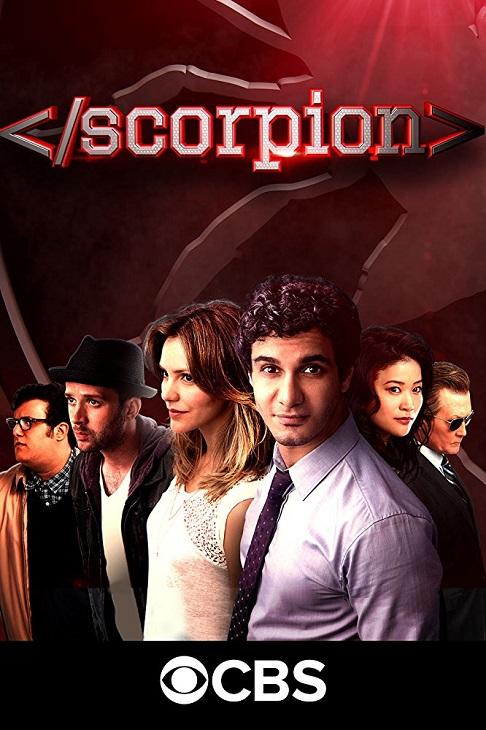 Skorpion / Scorpion (2017) {Sezon 04} HDTV.XviD
