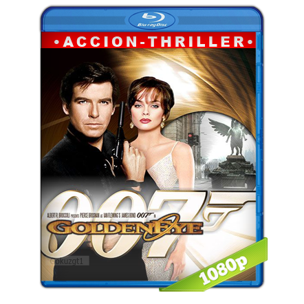 007 GoldenEye (1995) BRRip Full 1080p Audio Trial Latino-Castellano-Ingles 5.1