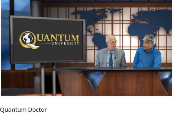 Iquim - Amit Goswami - Quantum Doctor