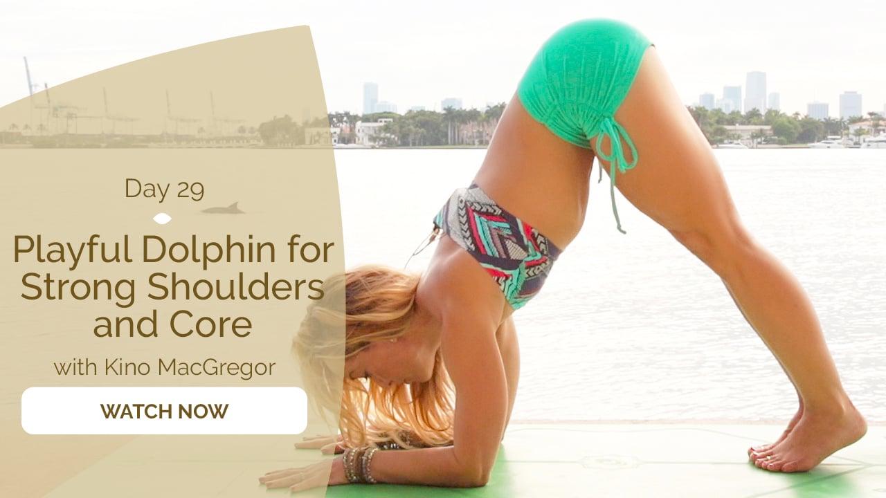 Kino Macgregor - One Month Beginner Yoga Challenge