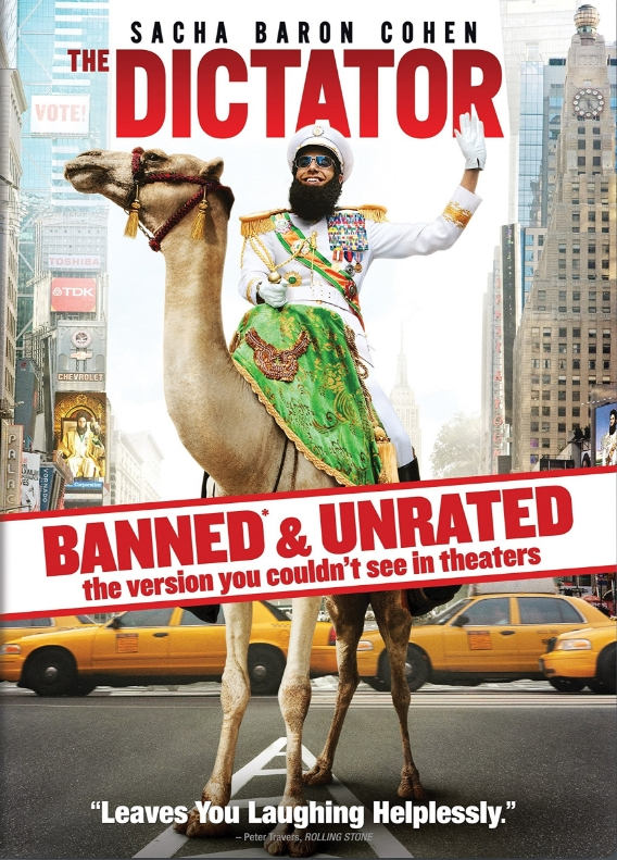 The Dictator 2012 Extended Blu-ray 1080p x264 DTS extras-HighCode