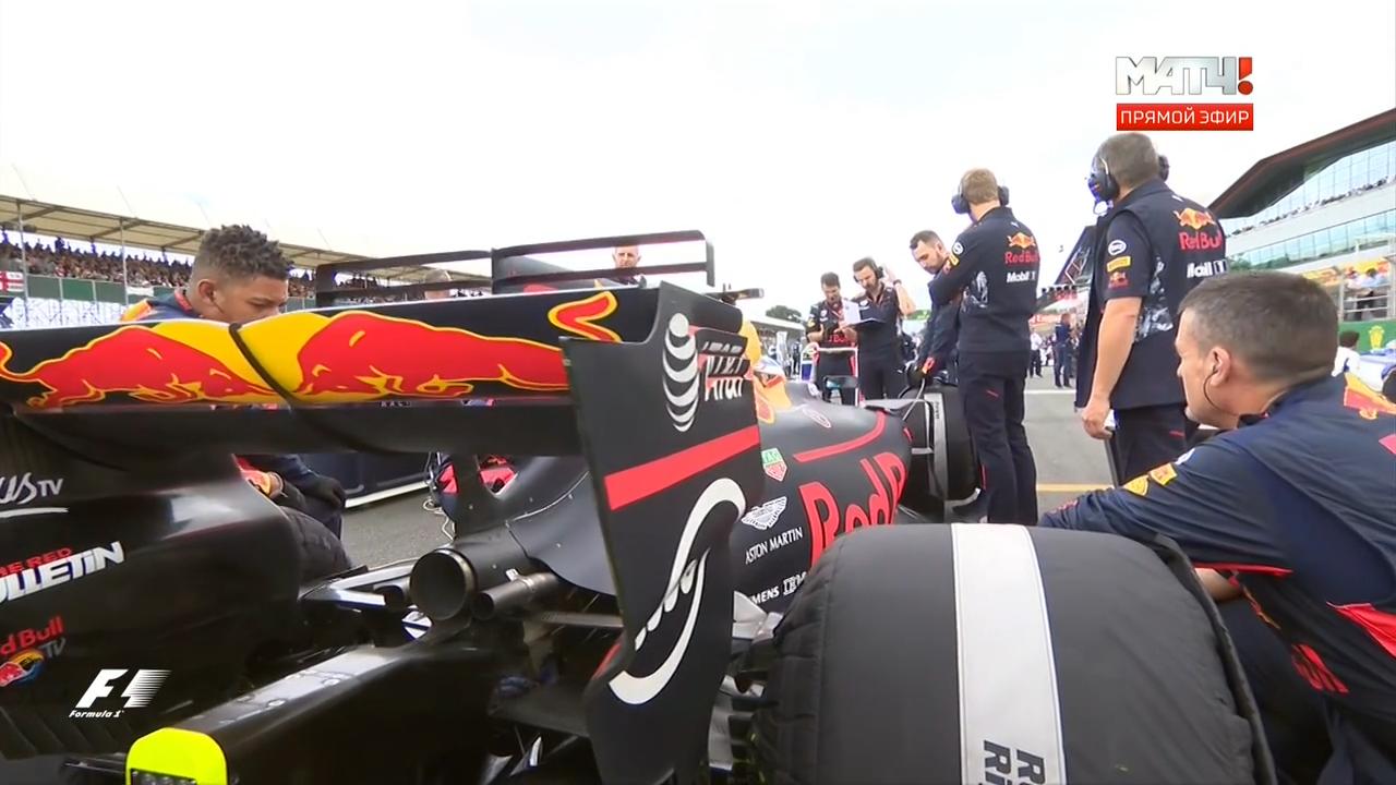 Формула 1. Гран-при Великобритании (10 этап: Гонка) (2017) HDTVRip 720p