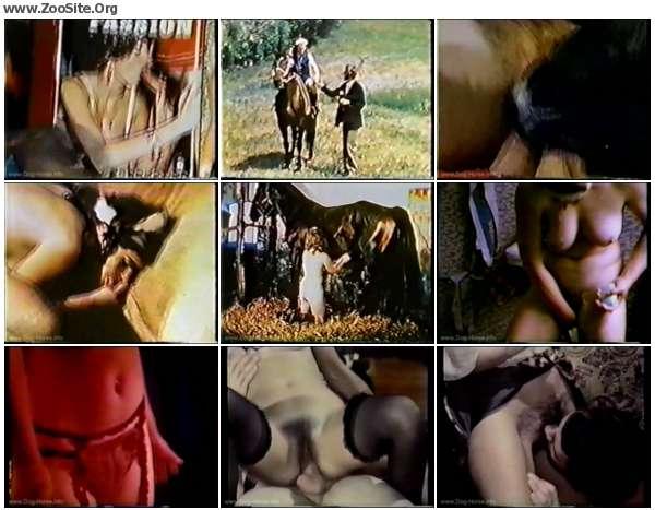 82d3cd610508583 - Bodil Joensen Retro Animal Fuck - Vintage Bestiality Porn