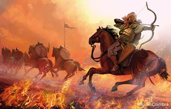 Attila The Hun merupakan Pemimpin Perang Terhebat Sepanjang Masa