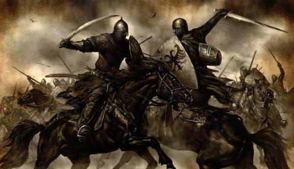 Peperangan Terlama dalam Sejarah Manusia Perang Salib (391 tahun)