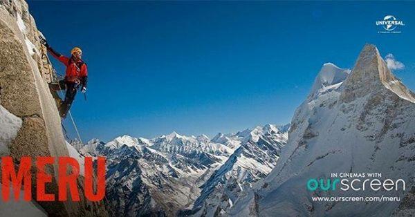 Meru 2015 adalah Film Bertemakan Pendakian Gunung Terbaik dan Terpopuler
