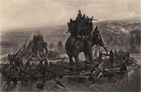 Hannibal Barca merupakan Pemimpin Perang Terhebat Sepanjang Masa