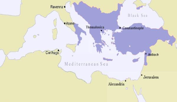 Peperangan Terlama dalam Sejarah Manusia, Peperangan Kekaisaran Romawi-Seljuk (260 tahun)