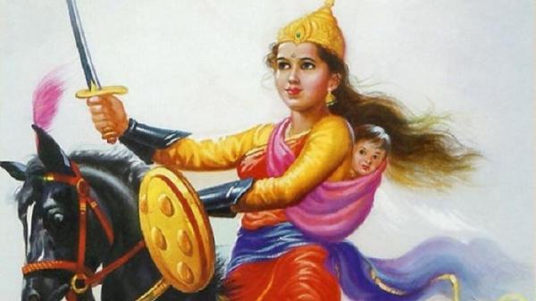 Ratu Rani Lakshmi Bai merupakan Ratu Paling Terkenal Dalam Sejarah Dunia